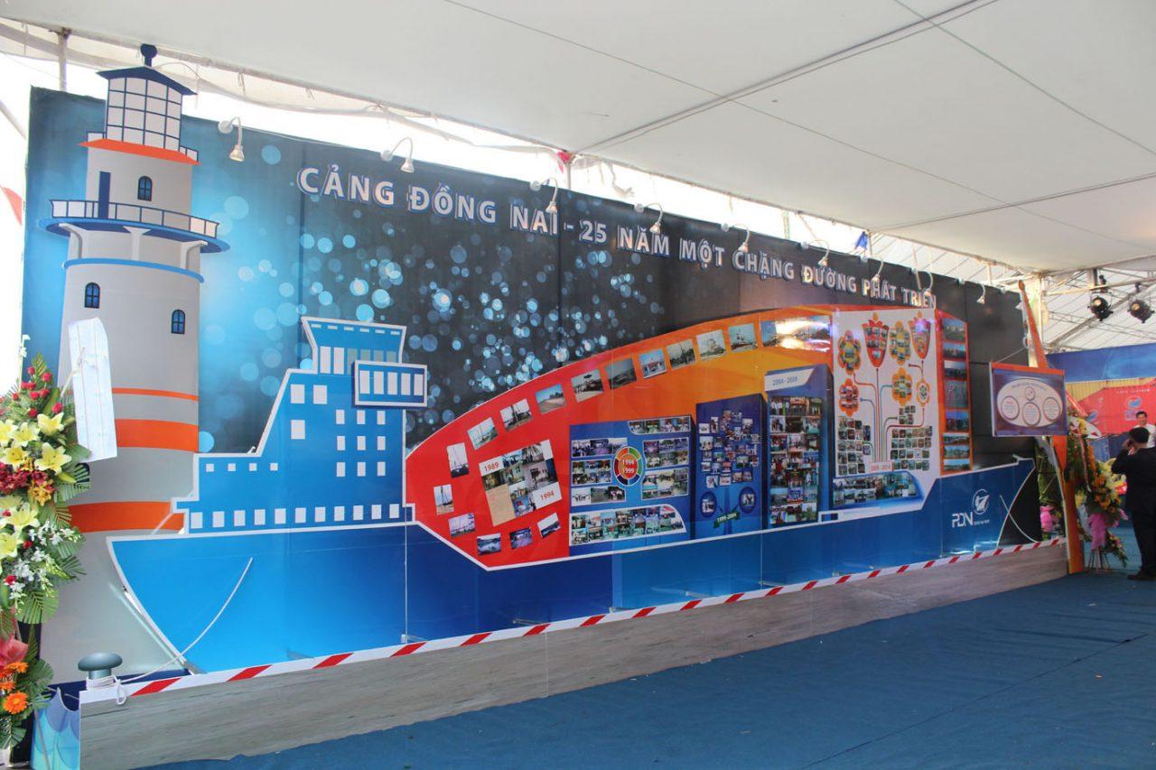 Lễ kỷ niệm 25 năm Cảng Đồng Nai