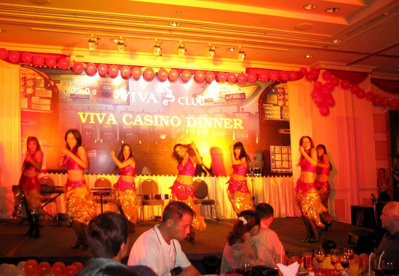Viva Club Dinner