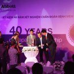 Lễ kỷ niệm 40 năm Abbott